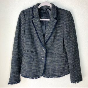 Banana Republic Factory Knit Blazer. Size 4